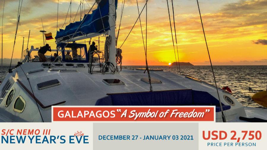 Galapagos Christmas 2020 Nemo galapagos cruises for Christmas & New Year's eve 2020